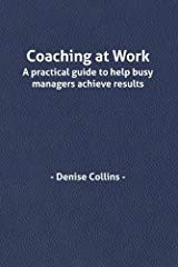 photo of denise collins book - coaching at work